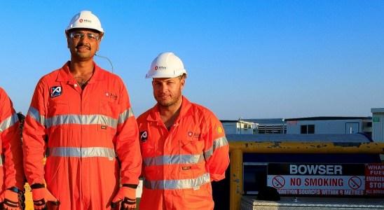 Atlas Professionals com muitas vagas Offshore e contratação urgente