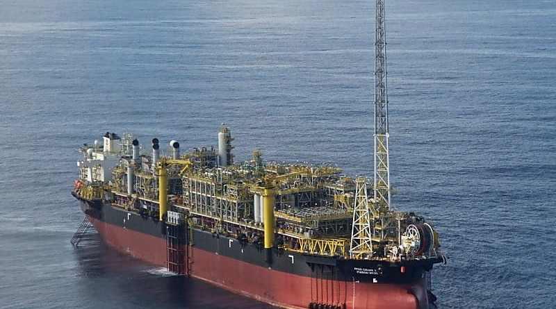 Bacia de Santos registra sua maior coluna de óleo já constatada no pré-sal