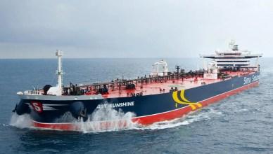 navio aliviador da união