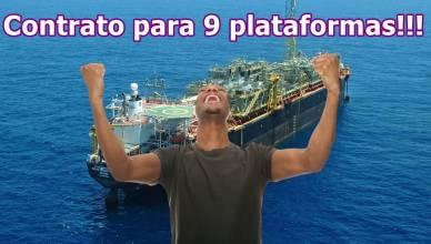 Aker solutions Petrobras vagas offshore macaé