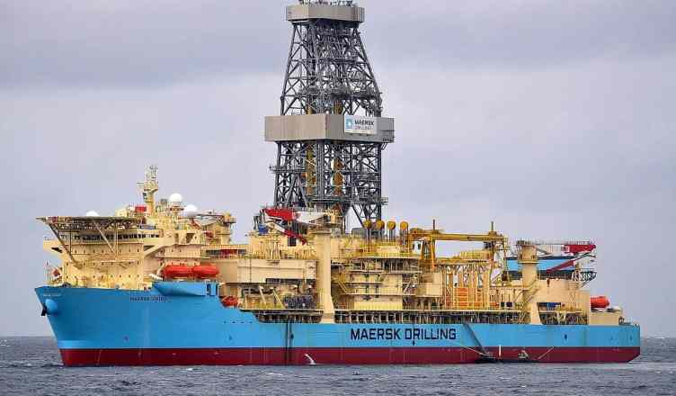 Maersk Viking gana Aker empregos