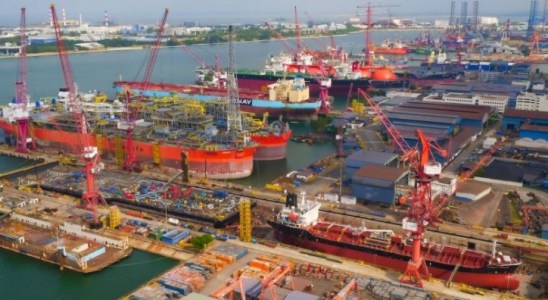 Singapura angola vagas offshore