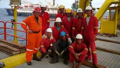 GLE Energy offshore vagas empregos petróleo