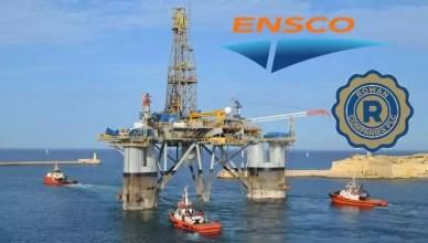 Ensco Rowan fusão offshore negócios