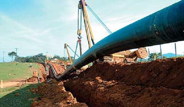maricá gasoduto petrobras