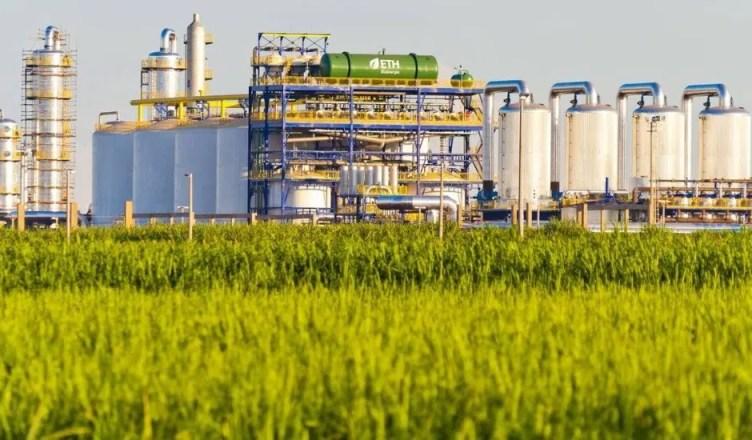 Etanol produção Brasil açucar