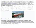 Sobre Navios Panamax