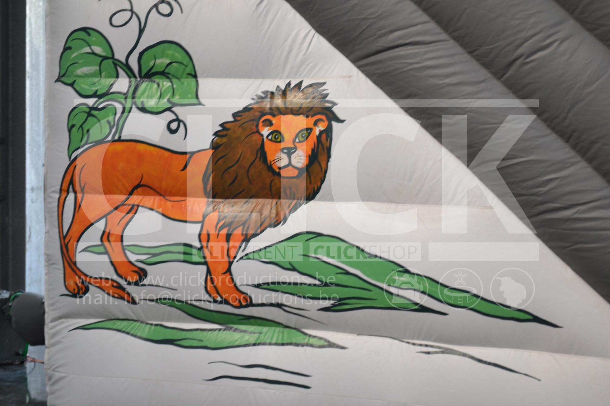 Glijbaan Lion