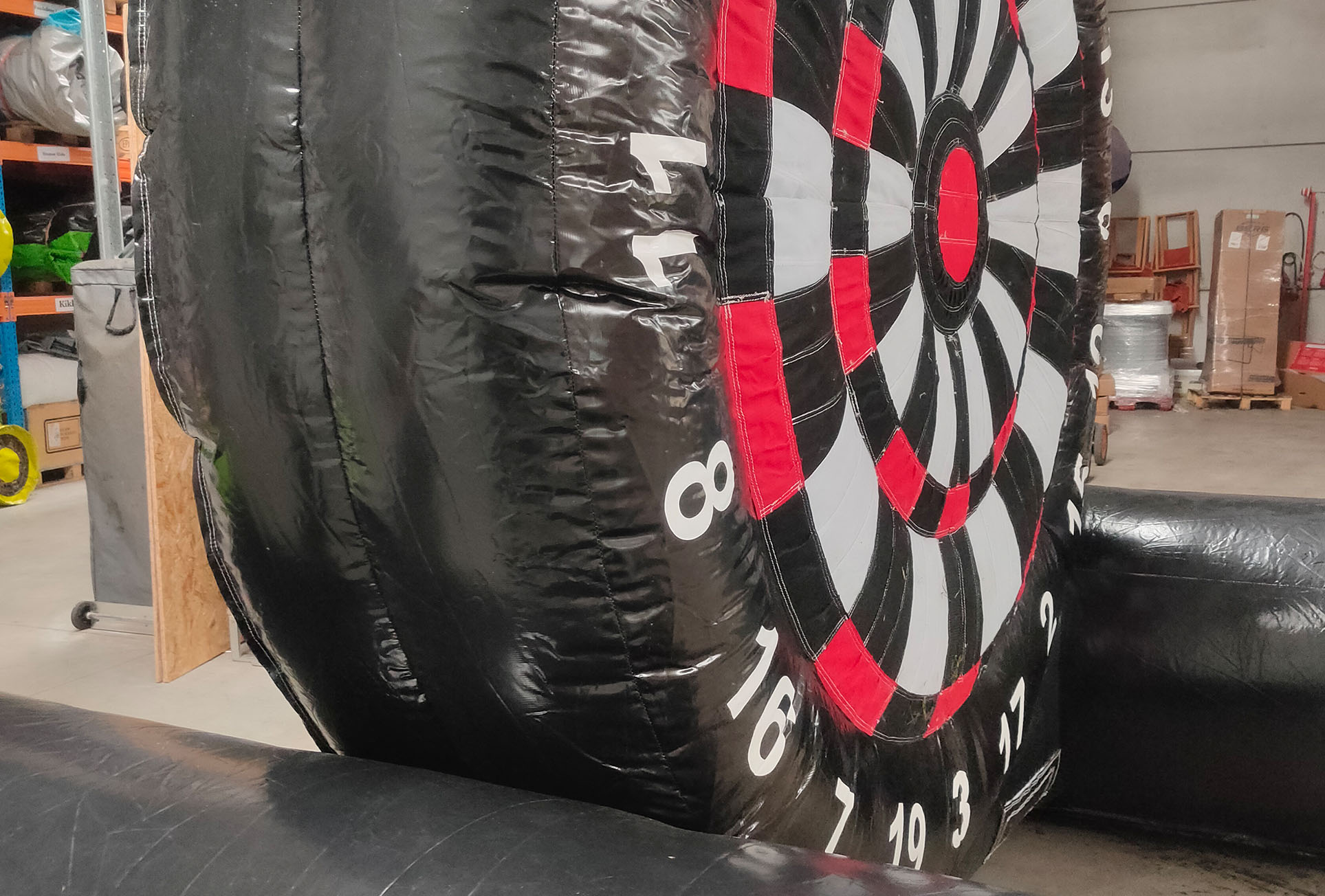 Voetbal darts