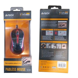 A4tech padless mouse