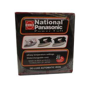 National Iron 2 Years warranty