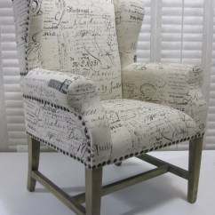 Living Room Wingback Chairs Hanging Chair For Bedroom Target Onscreen Furniture Finds: Victoria's From 'revenge'   Click Shop Buy