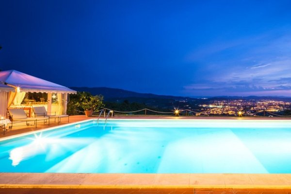 Villa to rent in Arezzo Italy with private pool 188257
