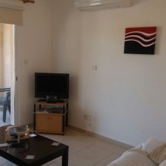 Sofa Protaras Doc Bunk Bed Usa Apartment To Rent In Mandria, Cyprus With Shared Pool | 49095