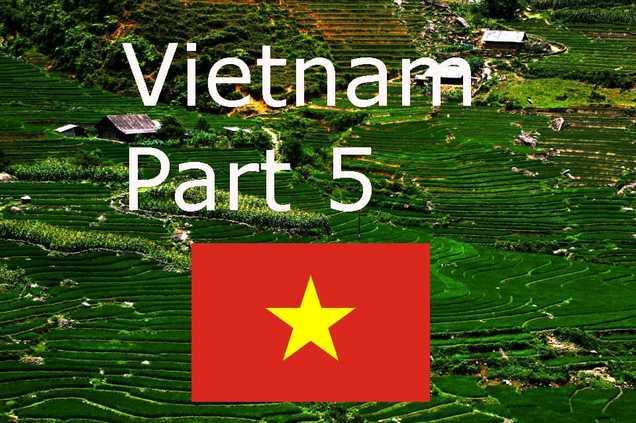 My Vietnam Trip Part 3 PHONG NHA