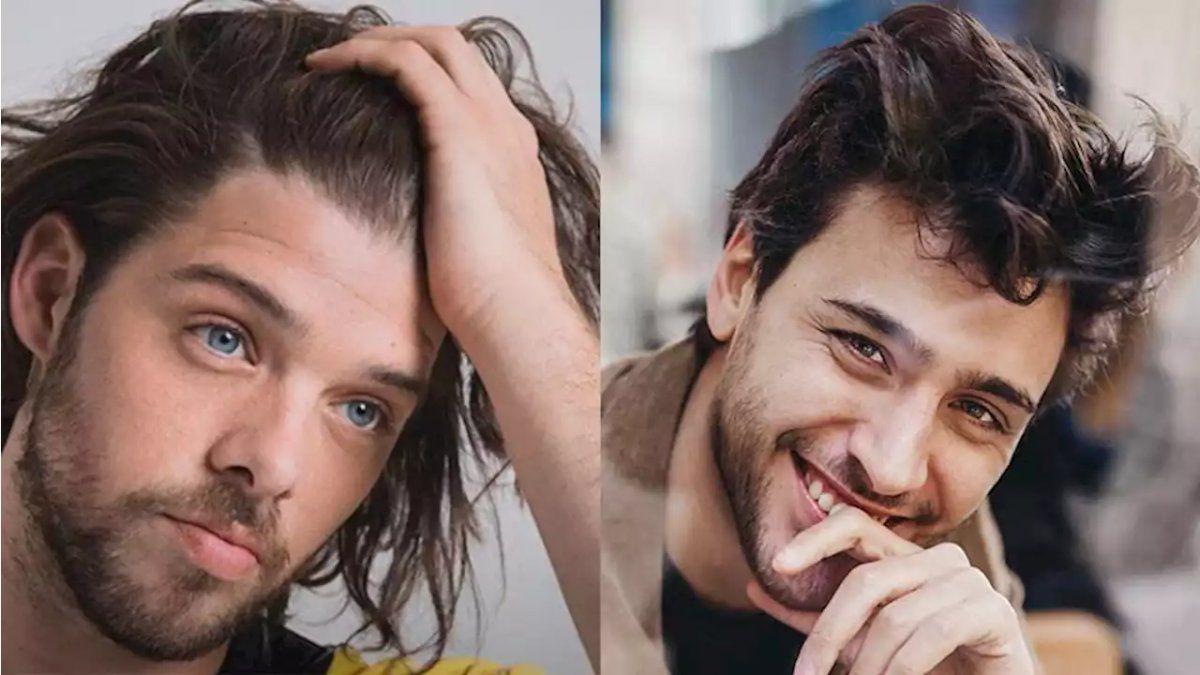 Santi Maratea y Lizardo Ponce confesaron que entre ellos pasan cosas