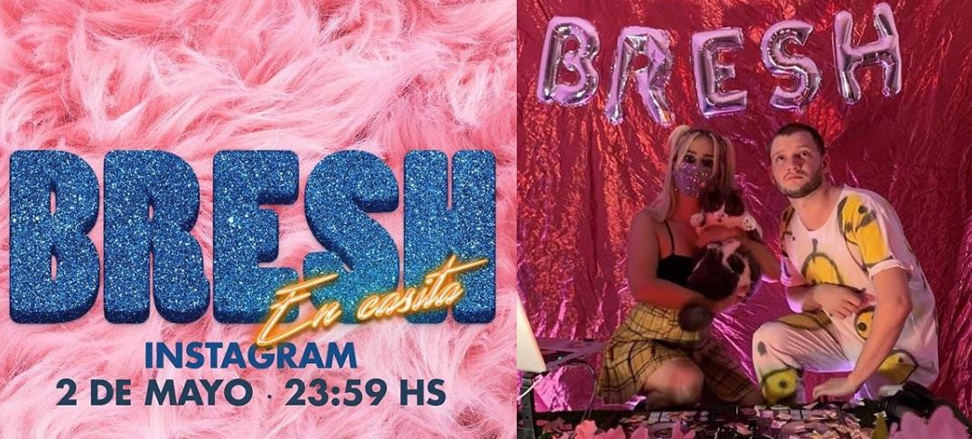 ¡Esta noche hay fiesta Bresh!