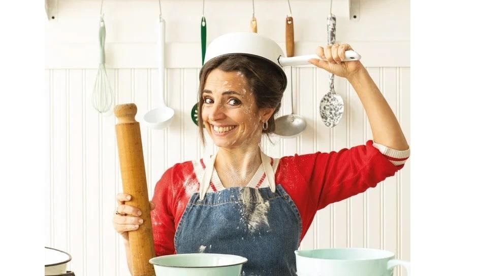 Paulina cocina brócolis para Oxford