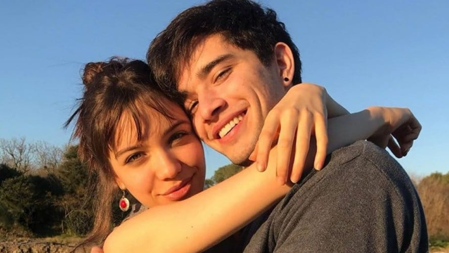 Julián Serrano y Malena Narvay, ¿reconciliados?
