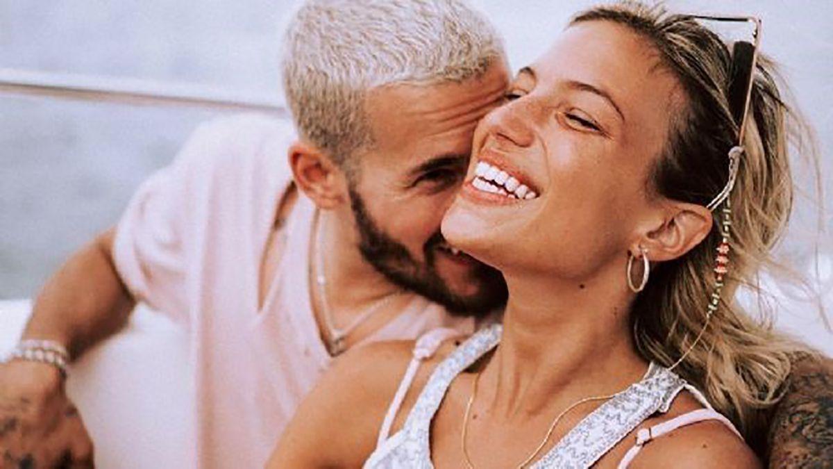 Ricky Montaner reveló cómo  su suegro recibió la noticia del casamiento con Stefi Roitman