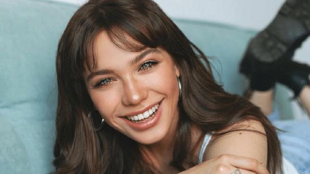 ¡A los besos!, Malena Narvay y un nuevo amor tras la separación con Julián Serrano