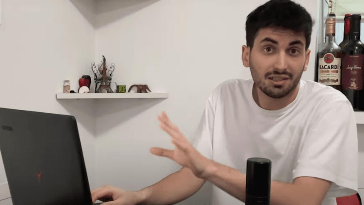 Matias Bottero volvió a Youtube: «que se enoje el que se tenga que enojar»