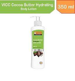 VlCC Cocoa Butter Hydrating Body Lotion, 350ml - ClickUrKart