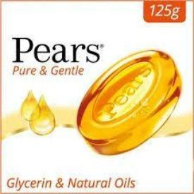 Pears Amber Soap 125g