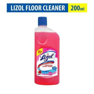Lizol Disinfectant Surface Cleaner -Floral 200ml - ClickUrKart