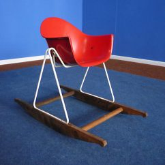 Metal Rocking Chair Runners Desk Replacement Wheels Childrens By Walter Papst For Wilkhahn 50s