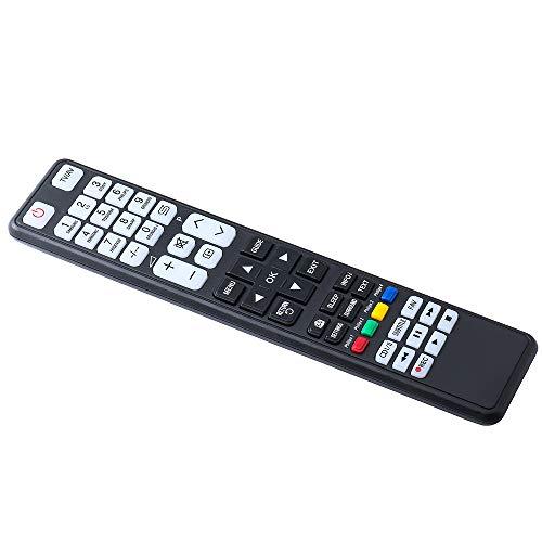 GE Universal Remote Control for Samsung, Vizio, LG, Sony