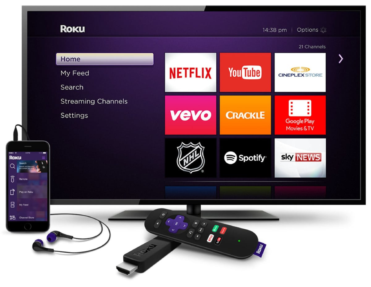 The best IPTV app for Roku - ClickyTV, the how to site