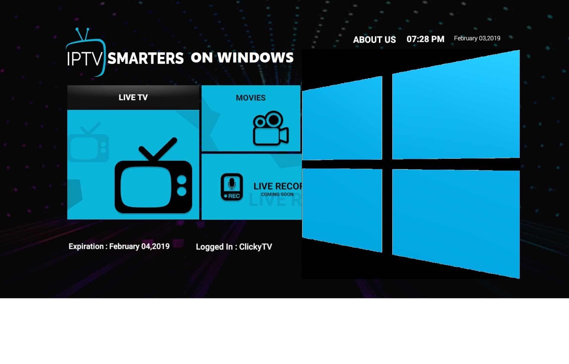 Free iptv player windows xp | Lazy IPTV Player for PC Windows 10/8 1