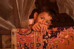 Piccolo figlio della venditrice di spremute - Cappadocia