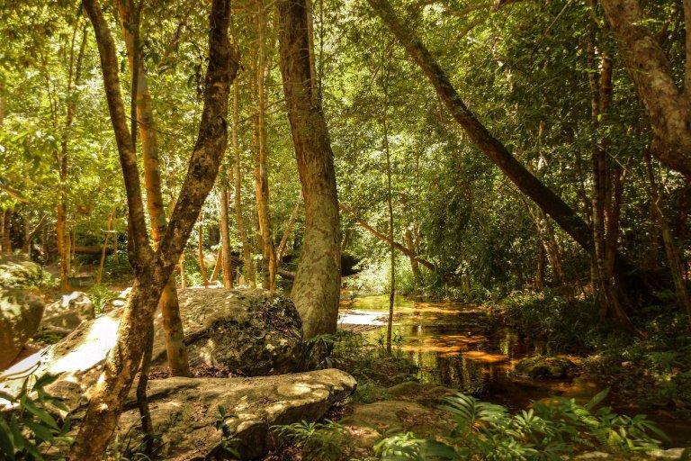 Visitare Angkor: Kbal Pean