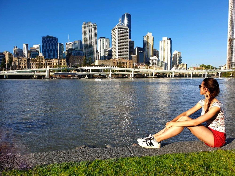 Italiani in Australia: Valentina e il suo primo giorno a Brisbane