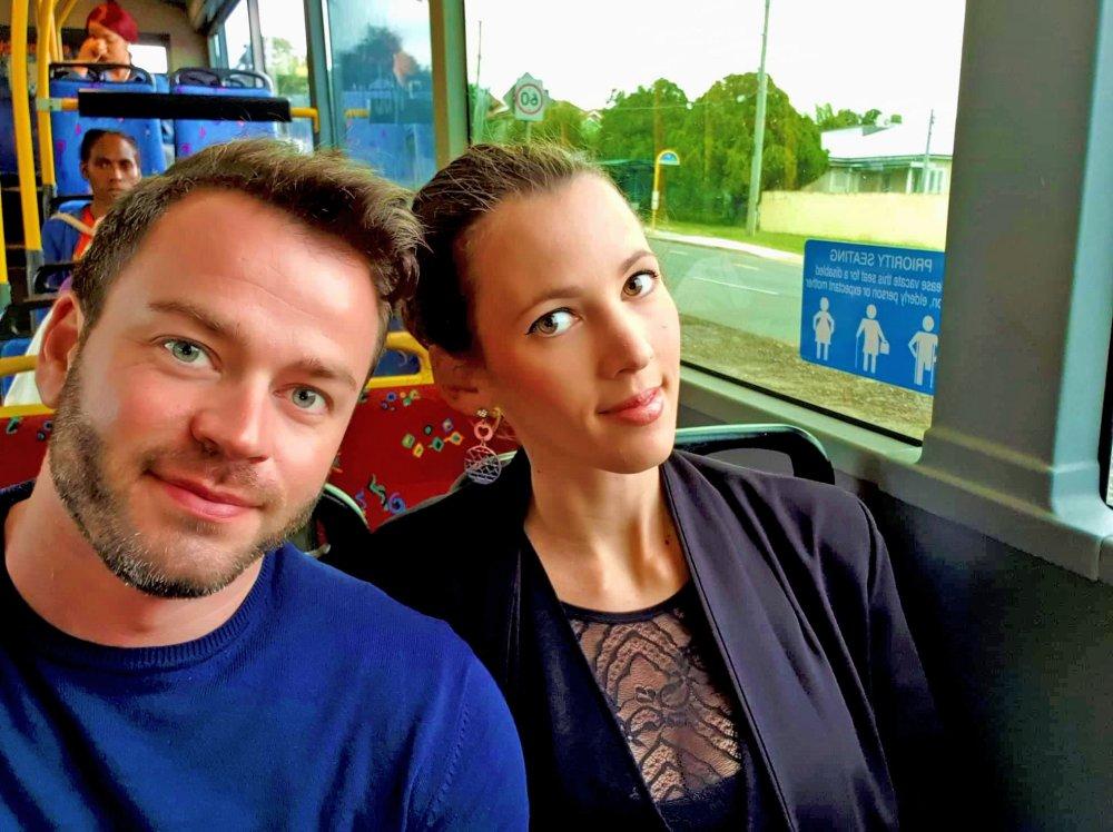I trasporti pubblici in Australia