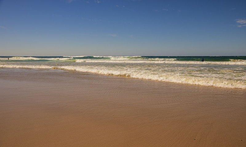 Il mare a Surfer Paradise