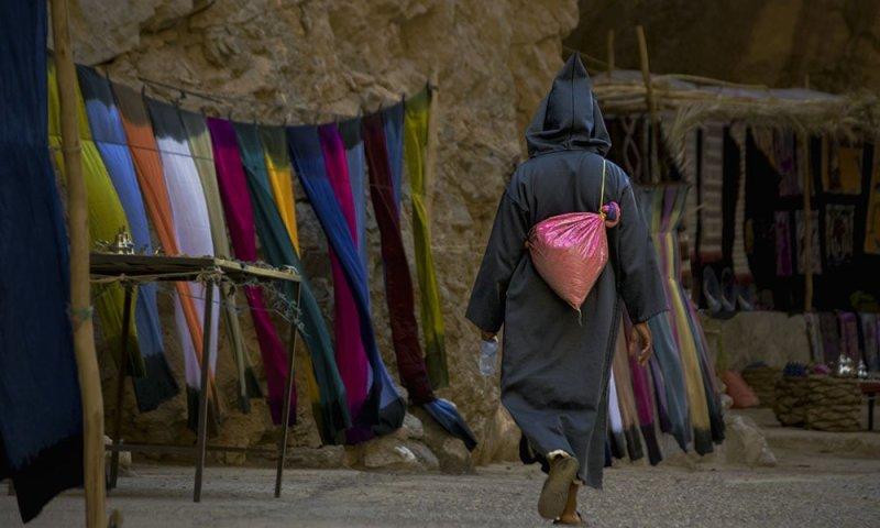 Marocco: Gole del Todra