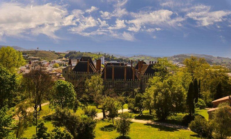 Guimaraes Il Panorama dall\