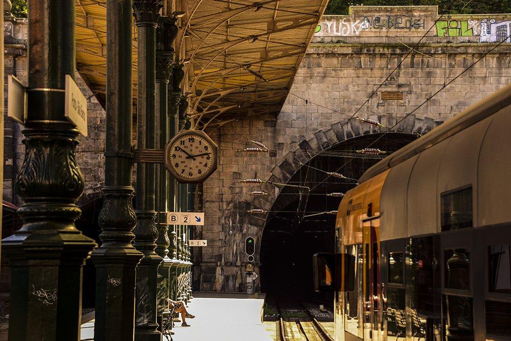 Da Porto a Guimaraes in treno