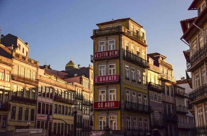 Porto Piazza Almeida Garret
