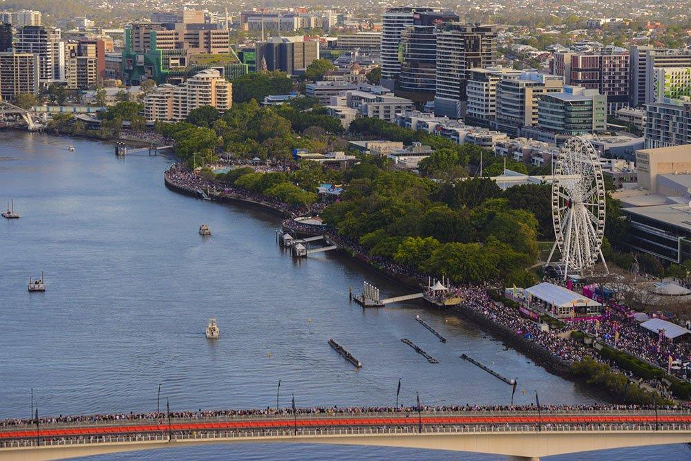Cosa Fare a Brisbane South Bank Eventi