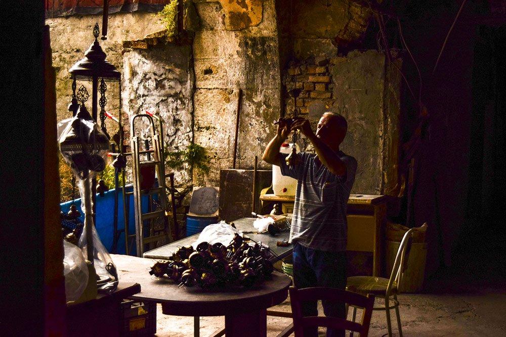 Istanbul sopra il Gran Bazar: L