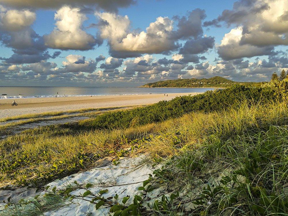 Il territorio: selvaggio e bellissimo a Byron Bay