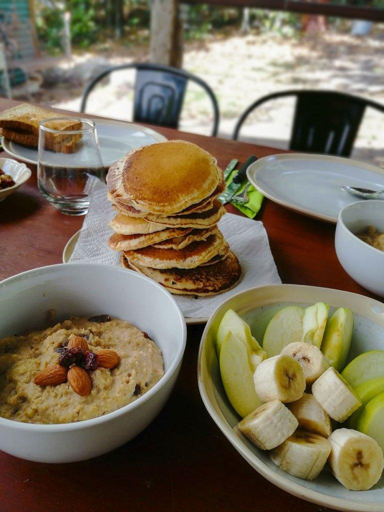 Australia On The Road Breakfast Time