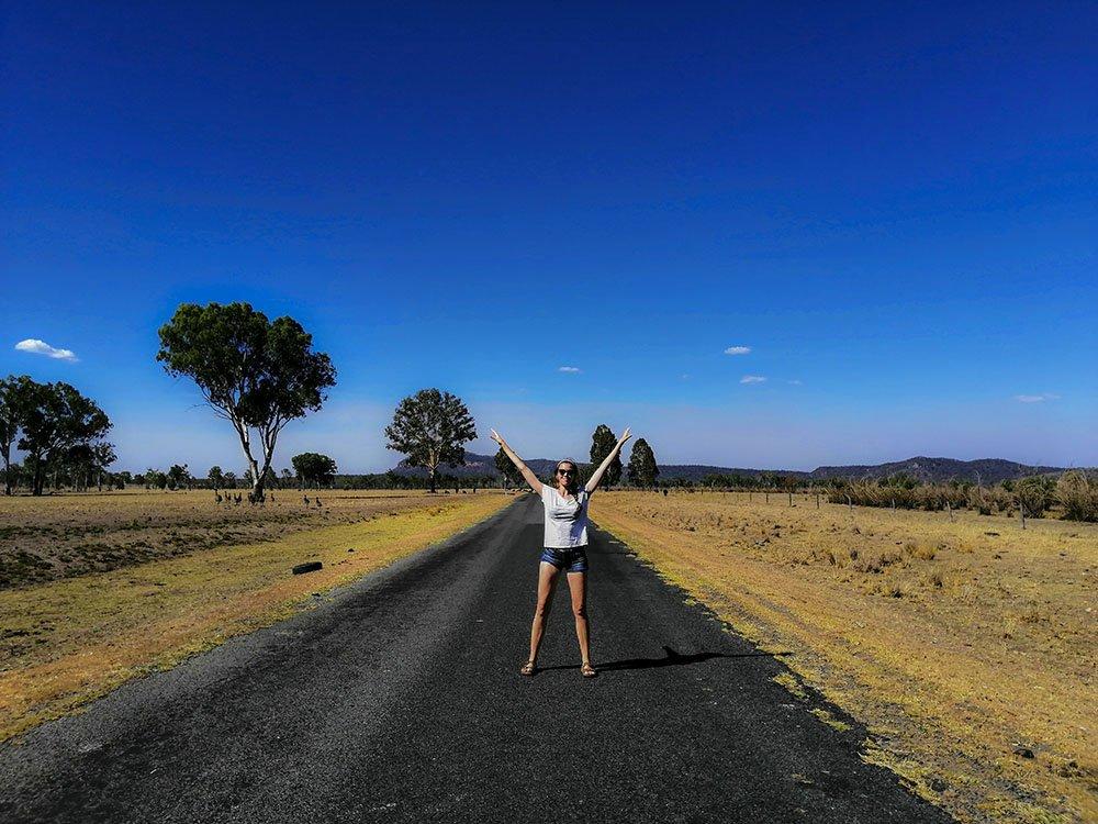 Australia On The Road Itinerario
