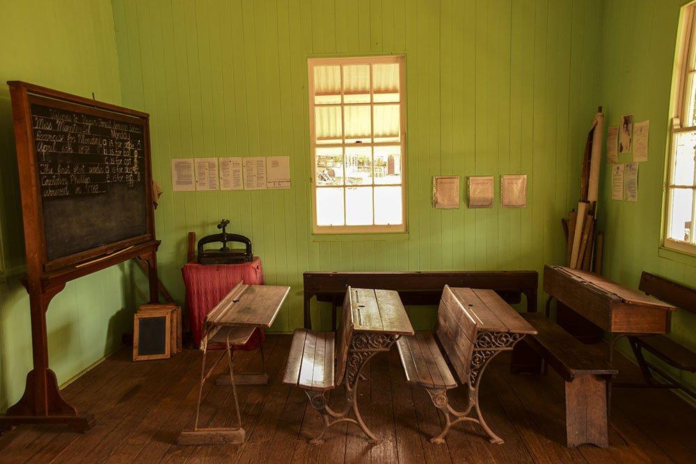 Highfields Pioneer Village School