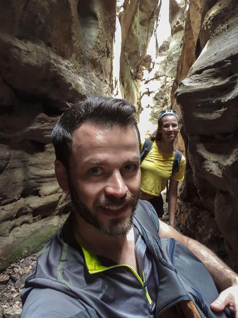 Trekking nel Mickey Creek Carnarvon Gorge