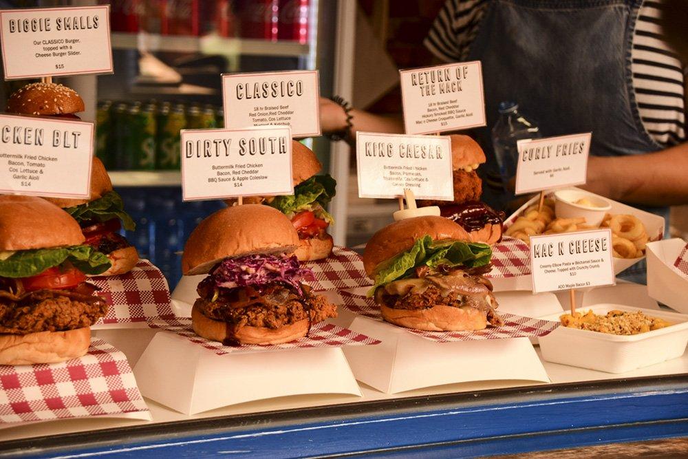 Brisbane Eat Street Northshore Burgers